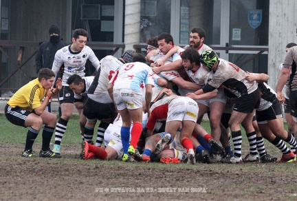 RUGBY-GRIFONI FIRST XV-BREACK DOWN VS UDINE