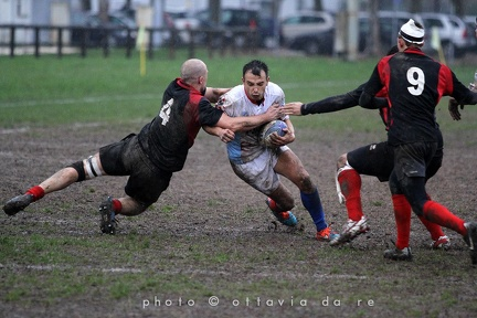RUGBY-GRIFONI FIRST XV-BURATTO RICCARDO VS TRIESTE