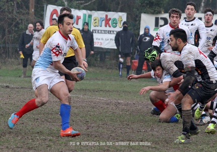 RUGBY-GRIFONI FIRST XV-BURATTO RICCARDO