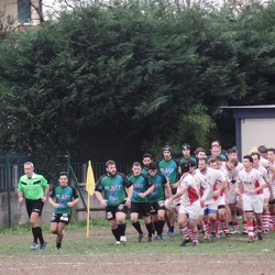 GRIFONI vs RUGBY SILE 11.11.18
