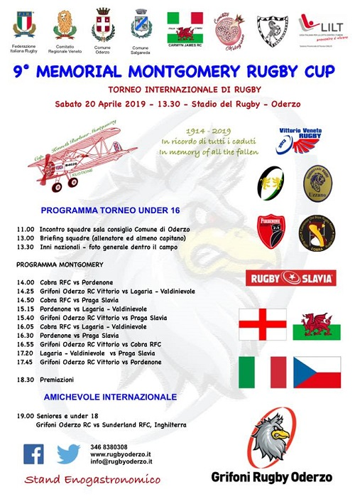 Precede Sun Nei Calendario Inglesi.Grifoni Oderzo Rugby Club Rugby News